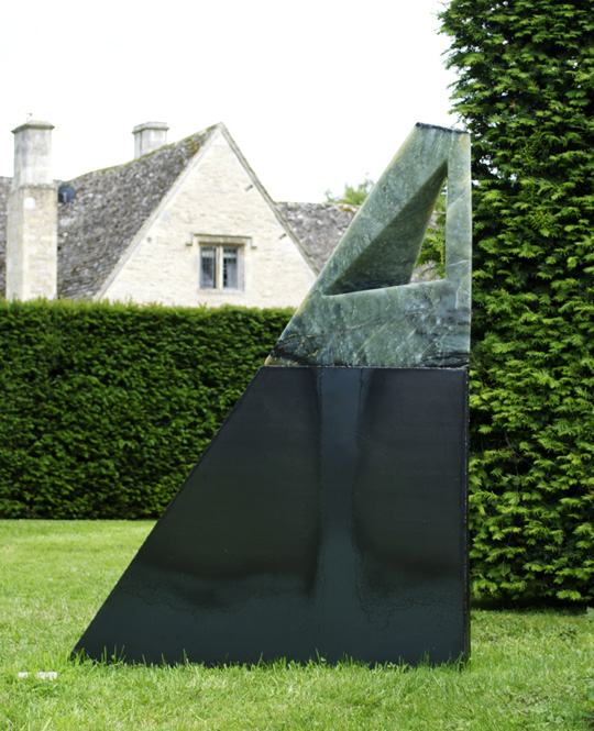 On Form Sculpture, Asthall Manor